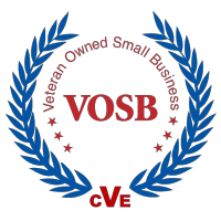 Proud to be a Veteran Owned Small Business
